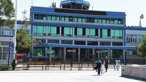 Международный аэропорт Худжанда. Архивное фото - Sputnik Тоҷикистон
