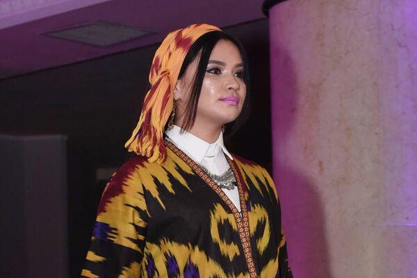 Международный фестиваль моды Silk-Road (Шелковый путь) - Sputnik Таджикистан