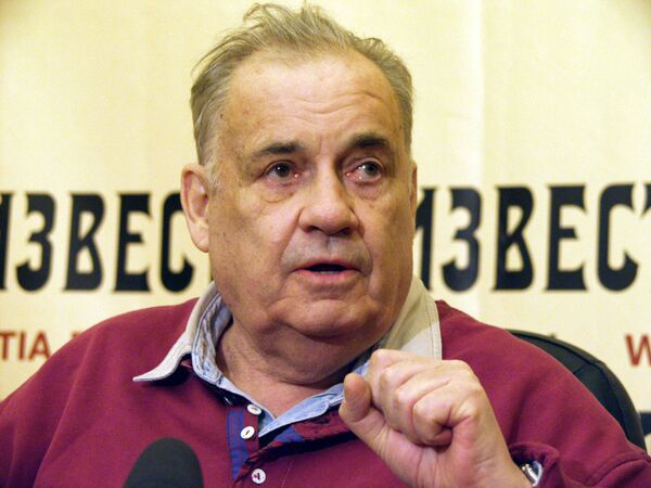 Кинорежиссер Эльдар Рязанов - Sputnik Таджикистан