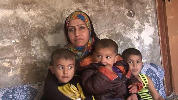 Они отрезают головы, крадут женщин – жительница Пальмиры о боевиках ИГ - Sputnik Таджикистан
