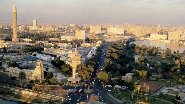Каир, архивное фото - Sputnik Тоҷикистон
