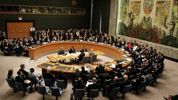 Заседание СБ ООН, архивное фото. - Sputnik Тоҷикистон