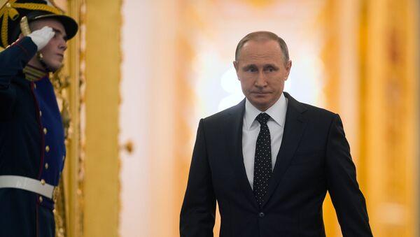 Владимир Путин. - Sputnik Таджикистан