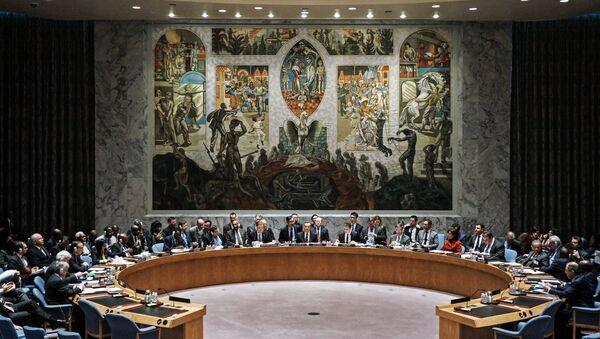 Заседание СБ ООН. Архивное фото. - Sputnik Таджикистан