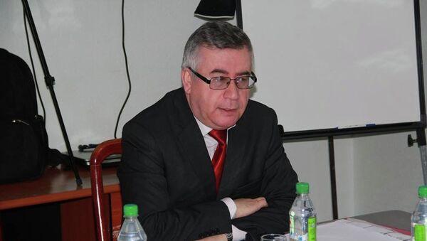 Нуриддин Каршибоев - Sputnik Таджикистан