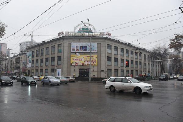 Центральный универмаг в Душанбе - Sputnik Таджикистан