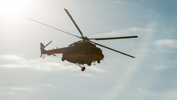 Вертолет МИ-8, архивное фото - Sputnik Таджикистан