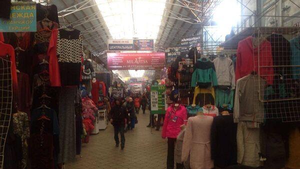 Рынок Дордой в Бишкеке - Sputnik Таджикистан