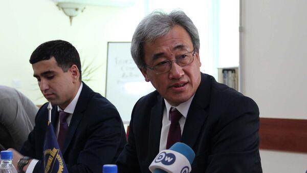 Си Си Ю, глава представительства АБР в Таджикистане - Sputnik Таджикистан