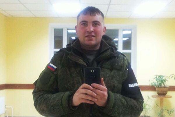 Максим Шеффер. Архивное фото - Sputnik Таджикистан