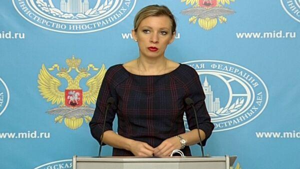 Захарова объяснила, какие статьи о Су-24 в турецких СМИ вызывают недоумение - Sputnik Таджикистан