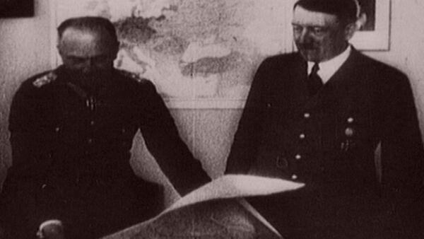 Спутник_План Барбаросса вместо Договора о ненападении. Кадры из архива - Sputnik Таджикистан