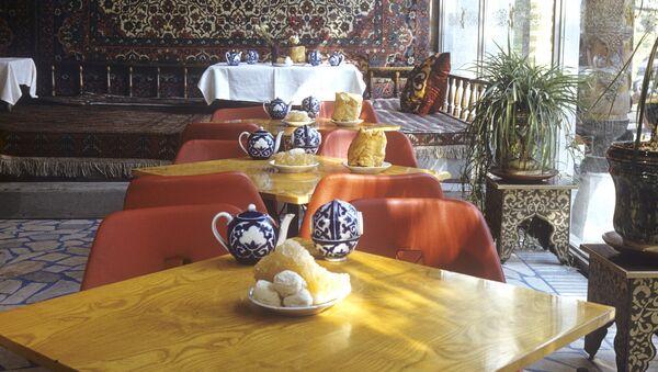 Чайхана, архивное фото - Sputnik Таджикистан