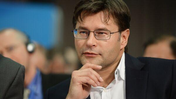 Генеральный директор Центра политической информации Алексей Мухин. Архивное фото - Sputnik Таджикистан