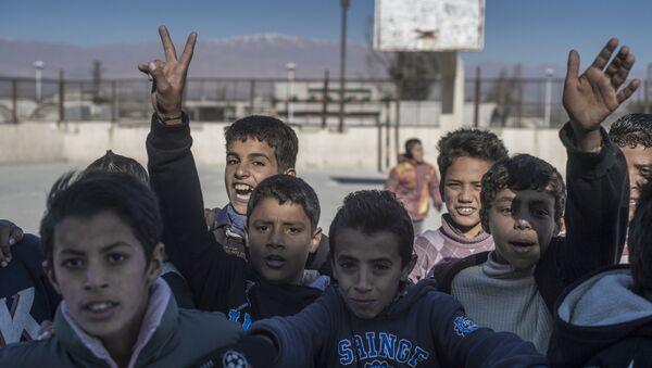 Провинция Кунейтра в Сирии - Sputnik Таджикистан