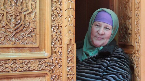 Турсуной Зокирова приглашает в дом - Sputnik Таджикистан