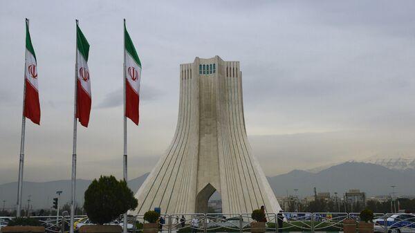 Тегеран, архивное фото - Sputnik Таджикистан