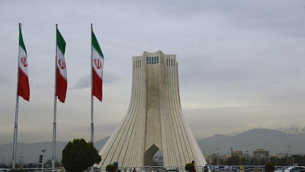 Тегеран. Архивное фото - Sputnik Таджикистан