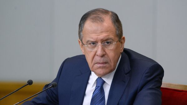 Министр иностранных дел России Сергей Лавров, архивное фото - Sputnik Таджикистан