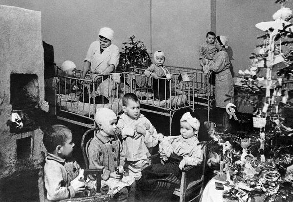 Дети блокадного Ленинграда - Sputnik Таджикистан