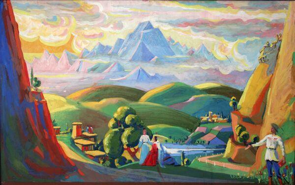 Работа Вафо Назарова - Sputnik Таджикистан