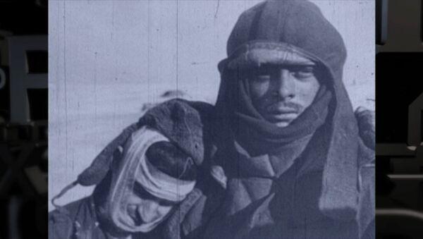 Решающее сражение. Сталинградская битва в архивных кадрах - Sputnik Таджикистан