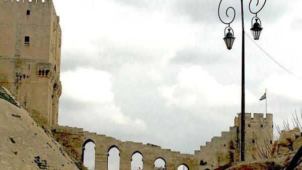 Сирийский город Алеппо. Архивное фото - Sputnik Таджикистан