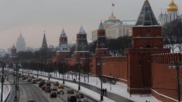 Московский Кремль. Архивное фото - Sputnik Таджикистан
