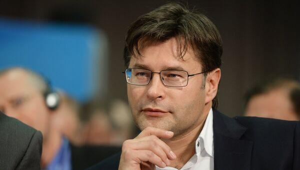 Алексей Мухин. Архивное фото - Sputnik Таджикистан