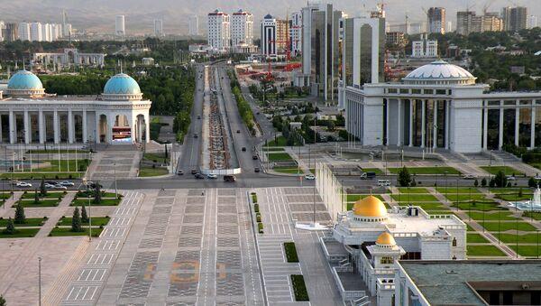 Виды Ашхабада - столицы Туркменистана, архивное фото - Sputnik Таджикистан