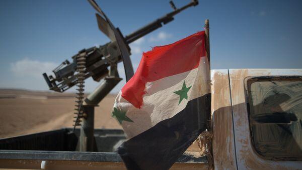 Ситуация в Сирии. Архивное фото - Sputnik Таджикистан