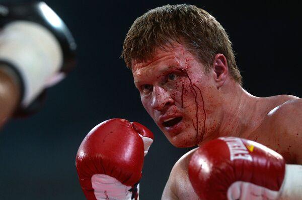 Боксерское шоу в Казани - Sputnik Таджикистан