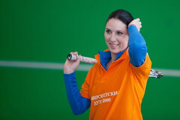 Теннисистка Анастасия Мыскина. Архивное фото - Sputnik Таджикистан