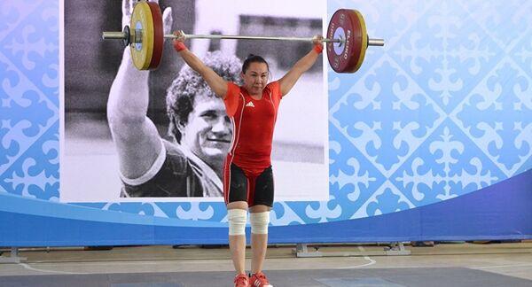 Фаина Сиванбаева. Архивное фото - Sputnik Таджикистан