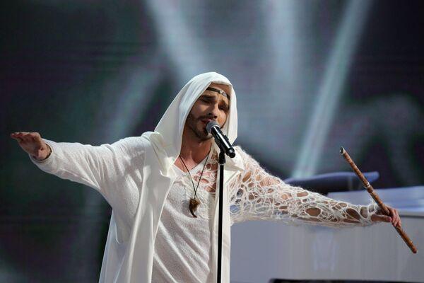 Гала-концерт всероссийского конкурса Новая звезда - Sputnik Таджикистан