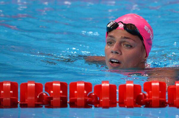Чемпионат мира FINA 2015. Плавание. Седьмой день. Утренняя сессия - Sputnik Таджикистан