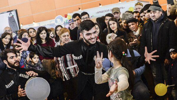 Ҷашни Наврӯз дар Маскав - Sputnik Тоҷикистон