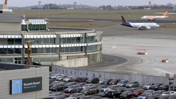 Международный аэропорт Брюсселя - Sputnik Таджикистан
