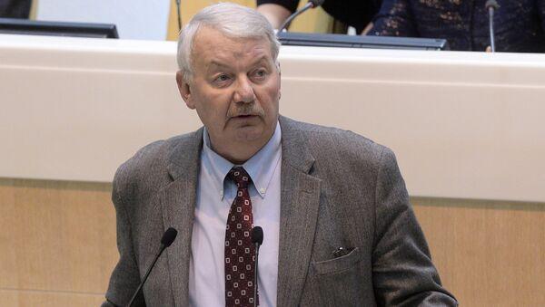 Сергей Рогов. Архивное фото - Sputnik Таджикистан