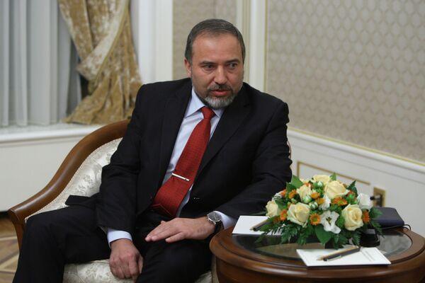 Авигдор Либерман. Архивное фото - Sputnik Таджикистан