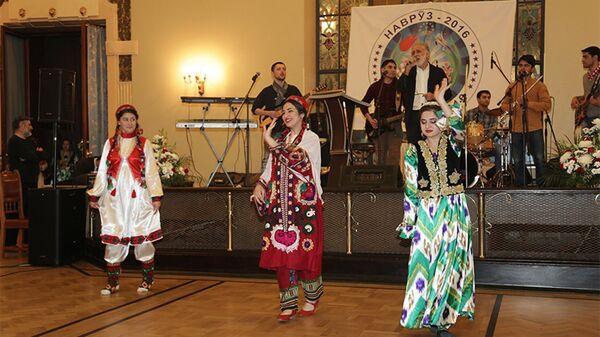 Посольство РТ в Российской Федерации отпраздновало Навруз - Sputnik Таджикистан