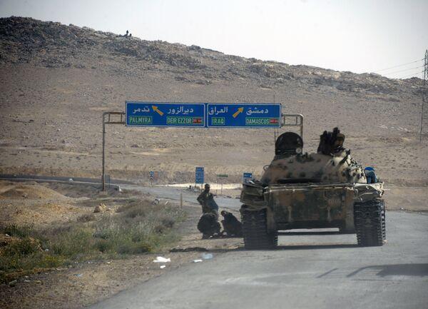Ситуация в Сирии - Sputnik Таджикистан