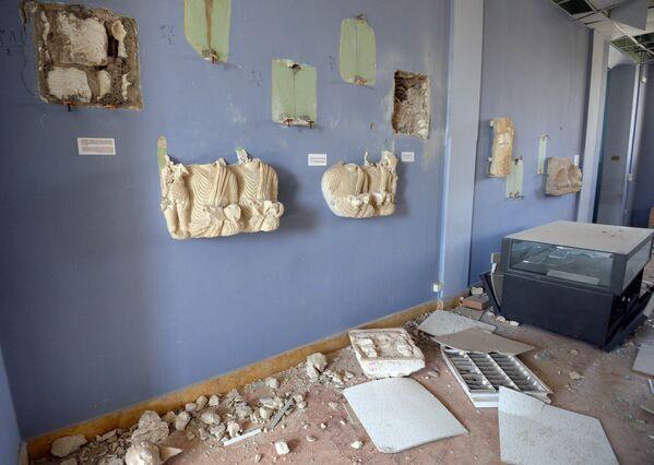 Музеи в освобожденной Пальмире - Sputnik Таджикистан