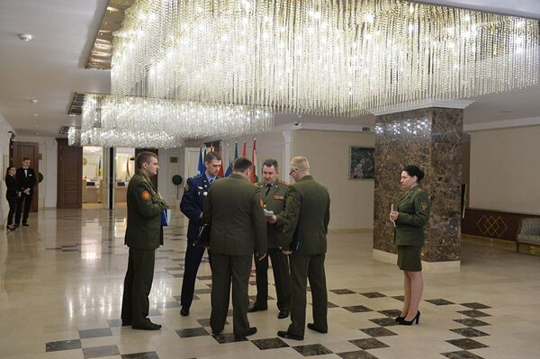 Обсуждения не прекращались даже во время перерыва. - Sputnik Таджикистан