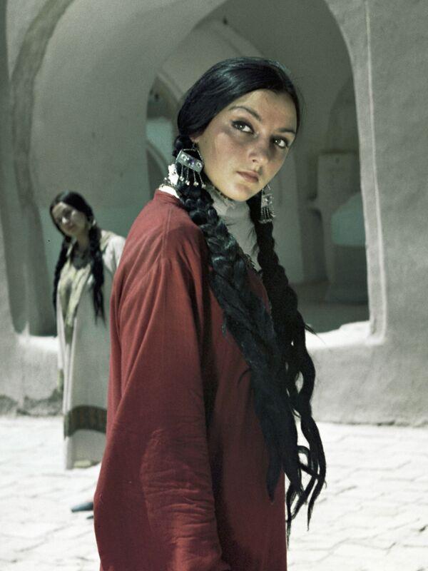 Сцена из фильма Белое солнце пустыни - Sputnik Таджикистан