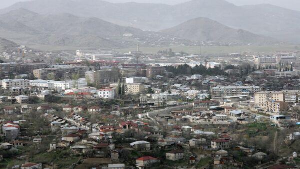 Нагорный Карабах, архивное фото - Sputnik Тоҷикистон