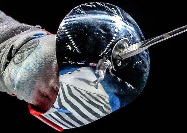 Фотография Алексея Филиппова из серии работ Противостояние - Sputnik Таджикистан