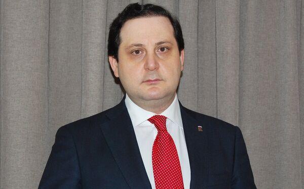 Профессор РЭУ Руслан Абрамов. Архивное фото - Sputnik Таджикистан