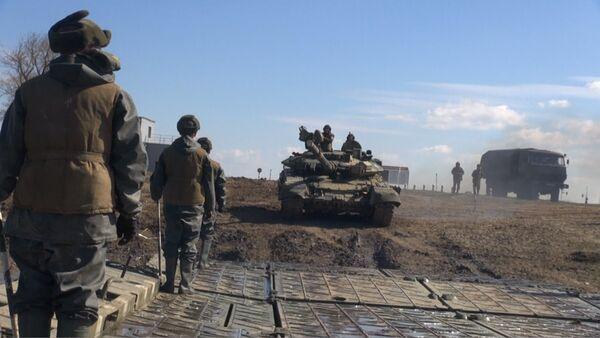Инженерные войска дают дорогу - Sputnik Таджикистан