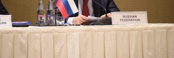 Сергей Лавров, вазири ВКХ Русия. Акс аз бойгонӣ - Sputnik Тоҷикистон